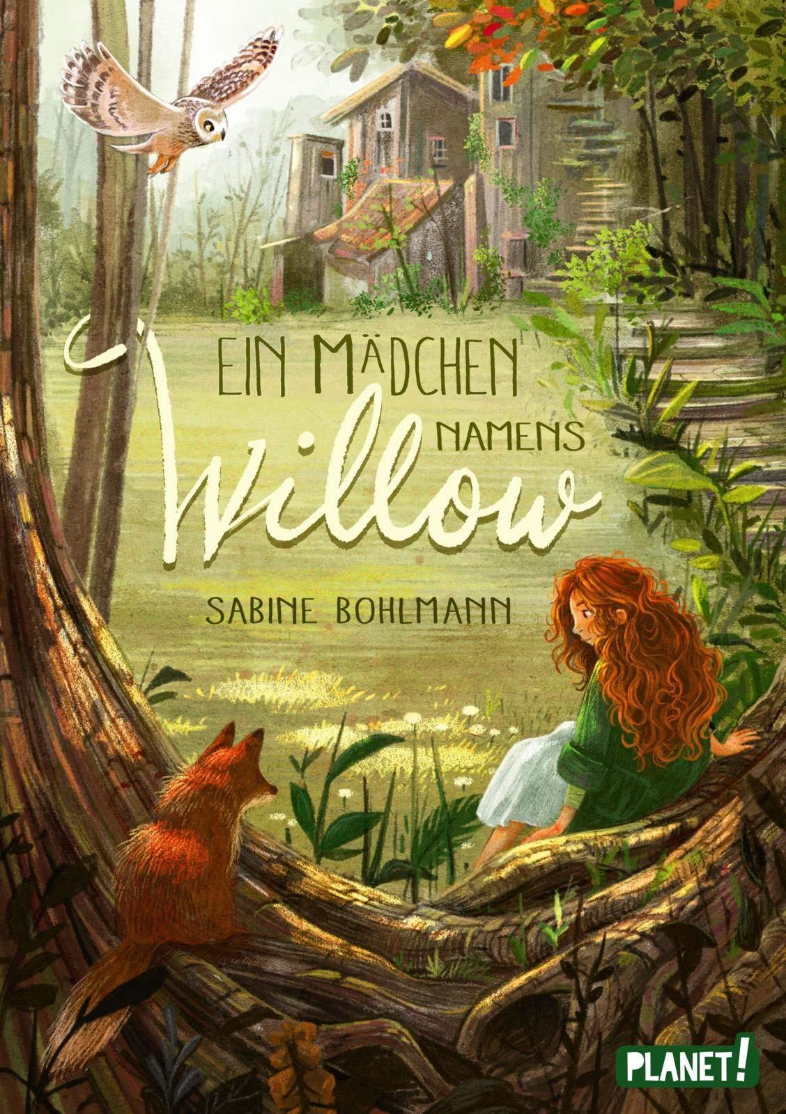 Ein Mädchen namens Willow Empfehlung Buchbesprechung Rezension